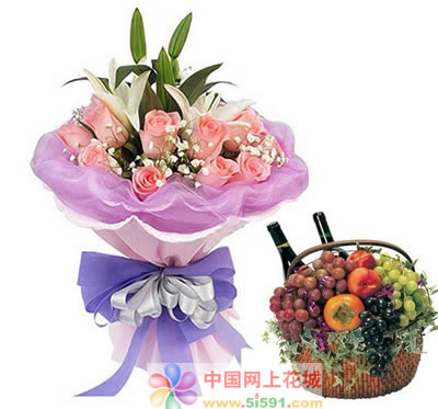 鲜花礼品-诗之情