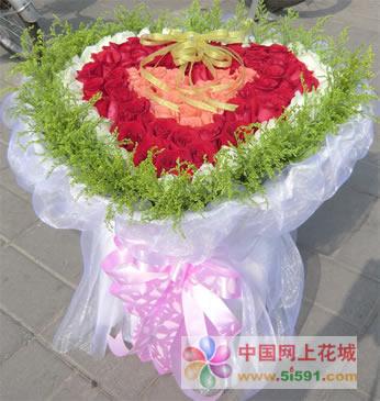 送花-最深的爱恋