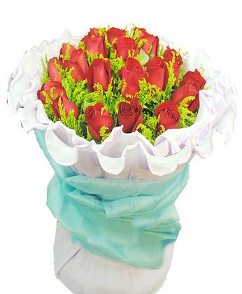 订花送花-爱你