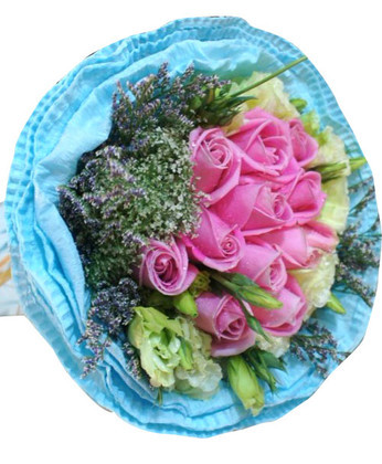 鲜花礼品店-承诺