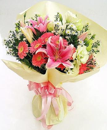 送花-开心快乐