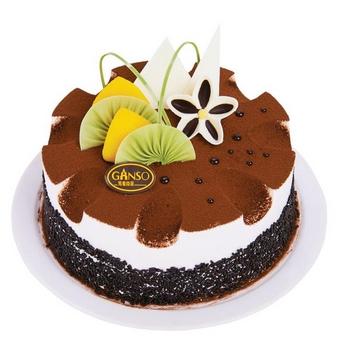 蛋糕送货上门-元祖蛋糕-夏日风情