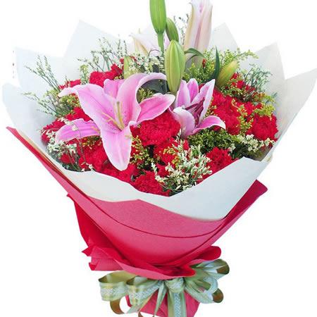 鲜花网站-纯真之美