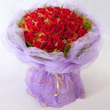 鲜花订购-赞美的诗
