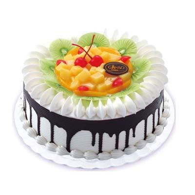 庆典蛋糕-元祖蛋糕-水果之恋