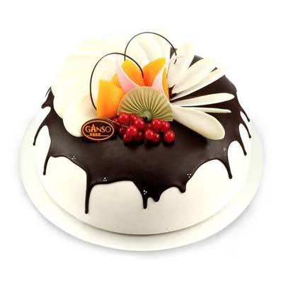 数码生日蛋糕-元祖蛋糕-田园晓美