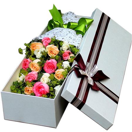 鲜花订购-幸福相伴