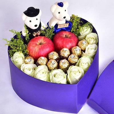 鲜花网-圣诞礼盒3