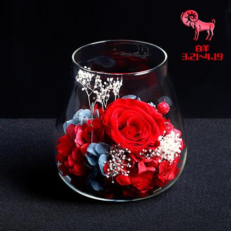 鲜花网站-保鲜花 白羊座