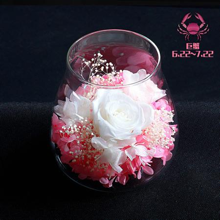 鲜花网-保鲜花 巨蟹座