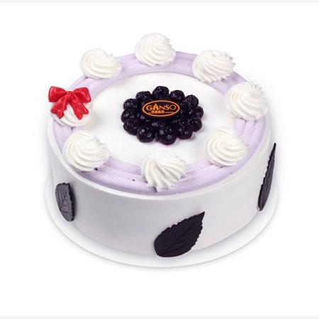 翻糖蛋糕-元祖蛋糕-幸福花园