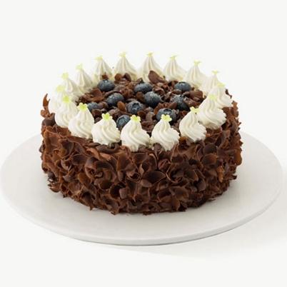多层蛋糕-好利来-黑森林