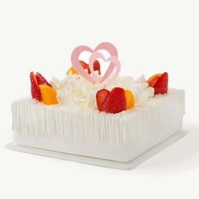 圆形蛋糕-好利来-一见倾心
