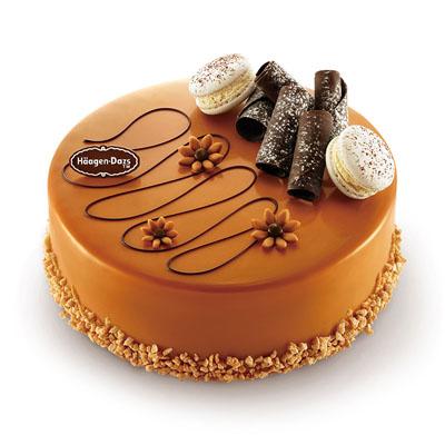 哈根�_斯生日蛋糕-哈根�_斯 冰淇淋蛋糕 融情夏威夷