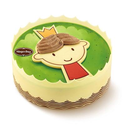 哈根�_斯巧克力蛋糕-哈根�_斯 冰淇淋蛋糕 小王子