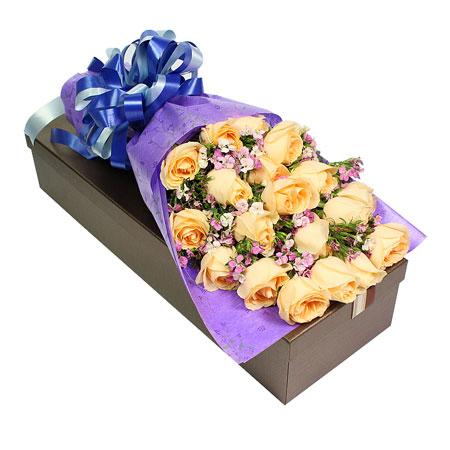 鲜花快递网-清纯丽人