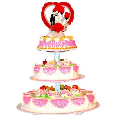 米旗品牌蛋糕-共偕连理