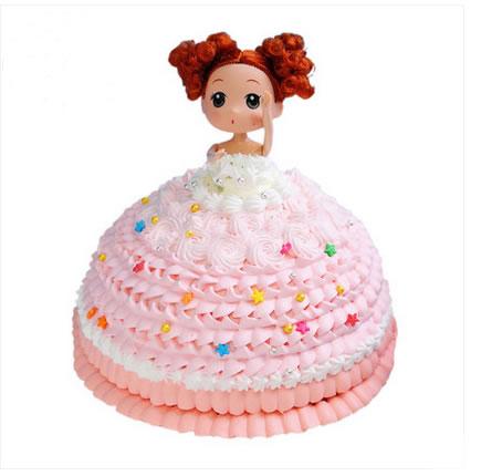 水果蛋糕-童真时代