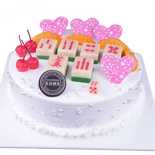 蛋糕鲜花-场场必胜