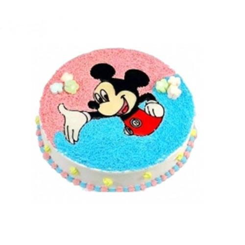 鲜奶蛋糕dangao-快乐米奇