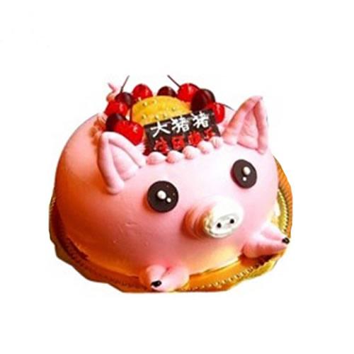 鲜花蛋糕速递网-财运滚滚