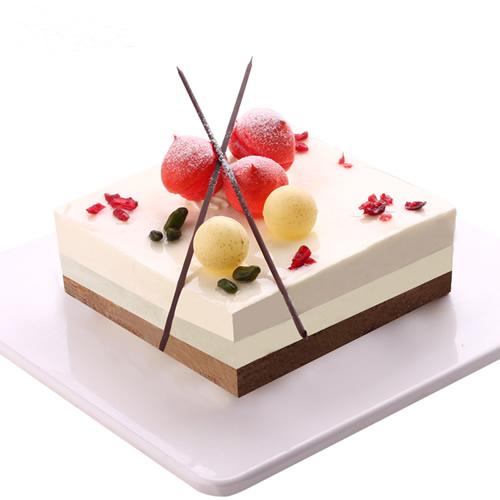 鲜奶蛋糕dangao-抹茶芝士