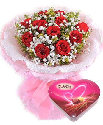 送花-一生最爱