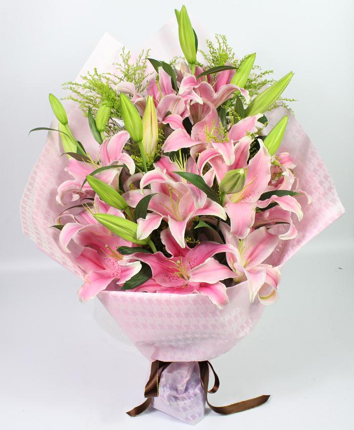 鲜花网站-为爱相随