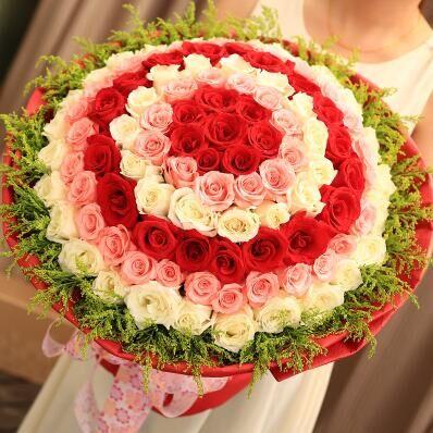 鲜花公司-我爱你