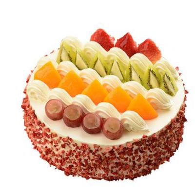 数码生日蛋糕-全心全意