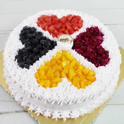 蛋糕网站-心灵相通