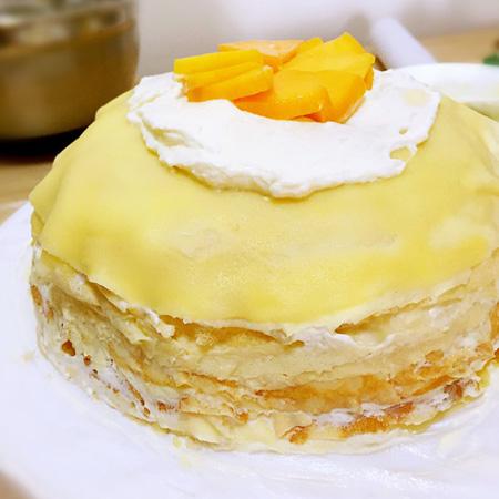 送蛋糕-榴莲生生不息