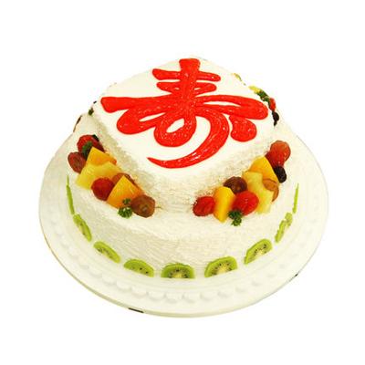 老公生日蛋糕-祝��