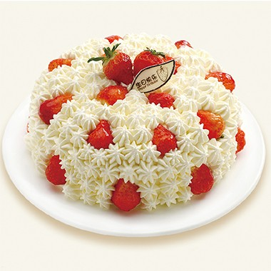 米旗品牌蛋糕-温馨满载