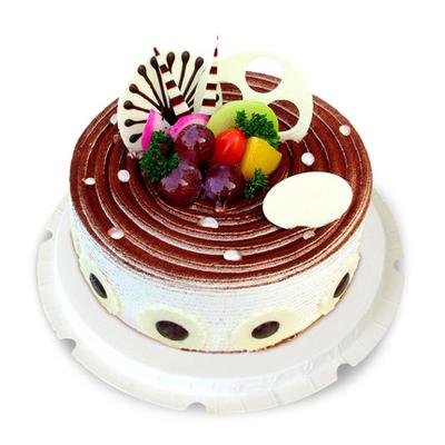 米旗品牌蛋糕-真情恋曲