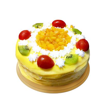 蛋糕电话-榴莲蛋糕