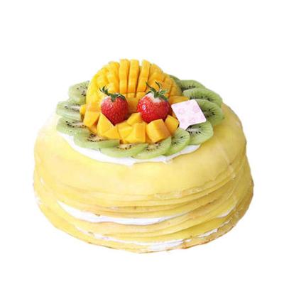 蛋糕速�f-芒果千��