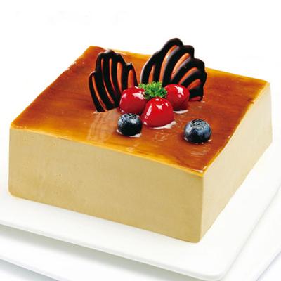 方形蛋糕-咖啡慕斯