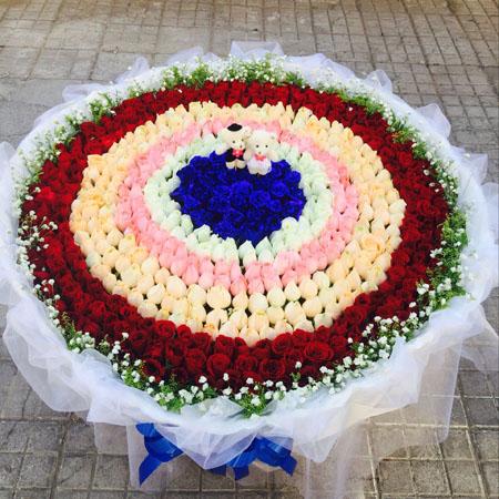 鲜花配送-心灵港湾