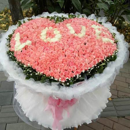 鲜花礼品-爱的限期
