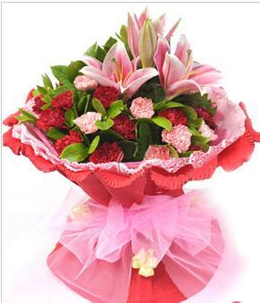送花-温馨时刻