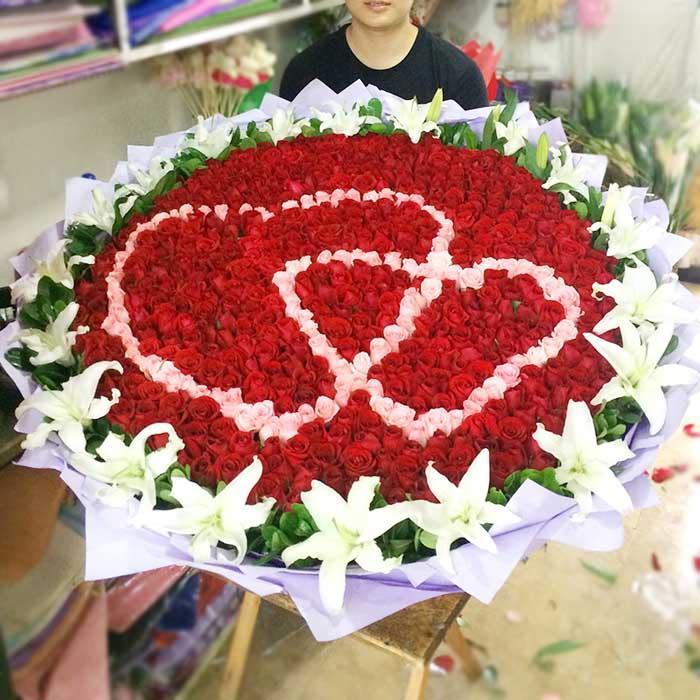 鲜花礼品店-缤纷回忆