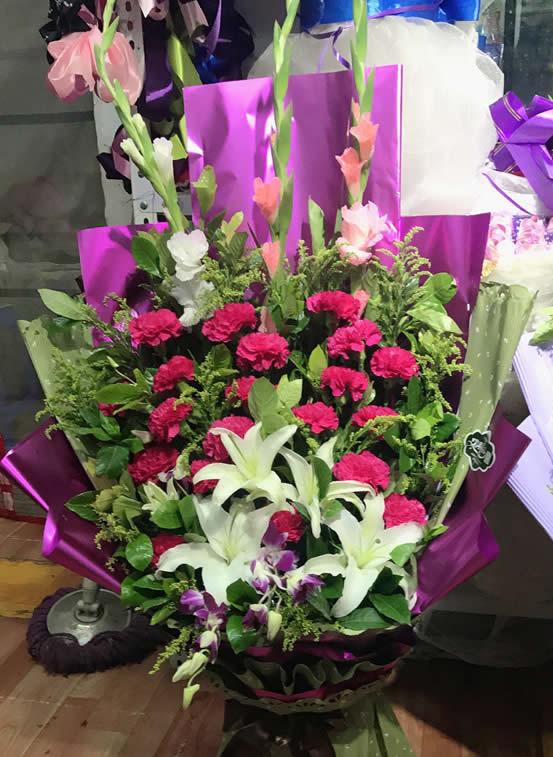 鲜花网-祝福无限