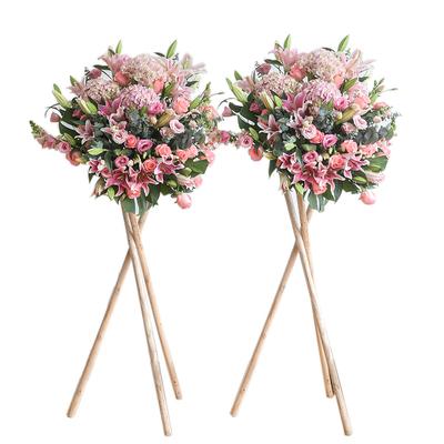 建军节鲜花-庆典花篮(单个)