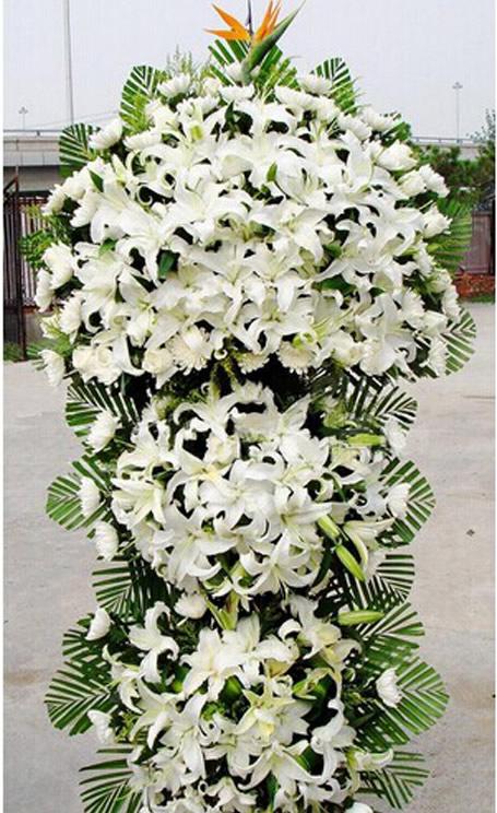 网上花卉店-深切缅怀