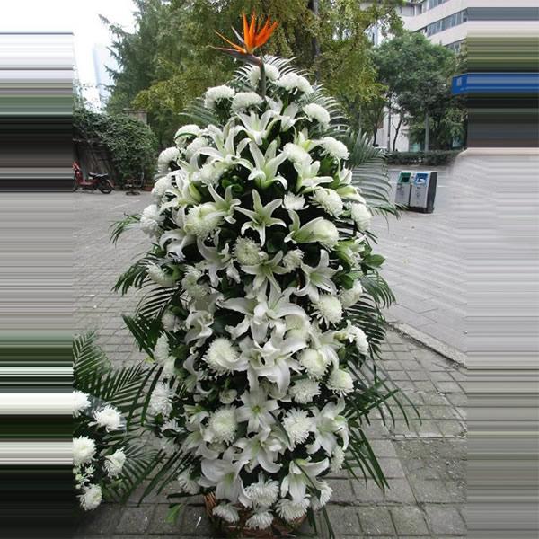 网上花店-节哀顺变