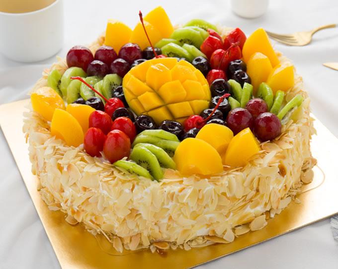 鲜花蛋糕速递网-水果生日蛋糕