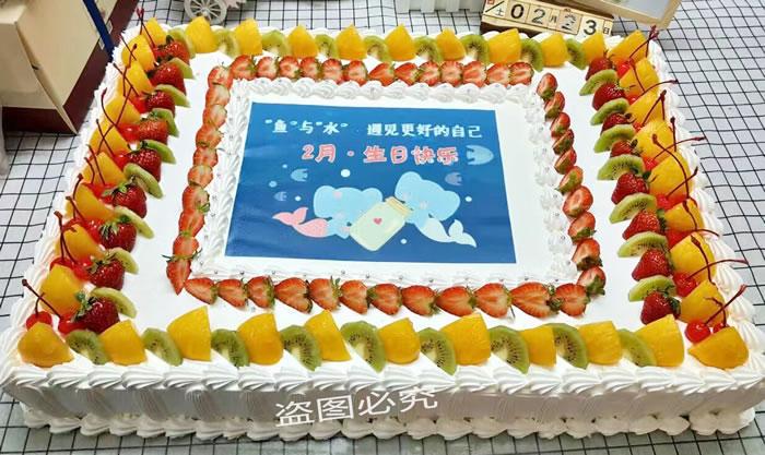 �r花蛋糕速�f�W-大型�c典蛋糕C款