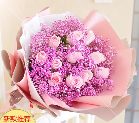 网上鲜花快递-如花
