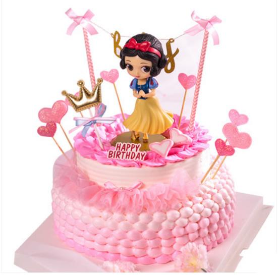 水果蛋糕-网红蛋糕白雪公主A款